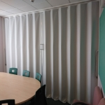 Sliding Wall Partition in Aberuthven 5