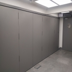 Movable Wall Systems in Beecroft 2