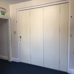 Movable Wall Systems in Barton 3