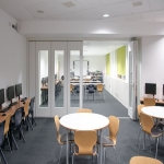 Movable Wall Systems in Beecroft 9