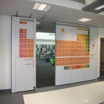 Movable Wall Systems in Beecroft 12