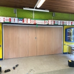 Sliding Wall Partition in Arncroach 6