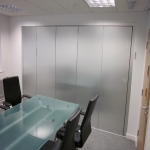 Movable Wall Systems in Audley 7