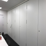 Movable Wall Systems in Anderby Creek 3