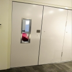 Movable Wall Systems in Beecroft 5