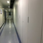 Movable Wall Systems in Smith Green 9