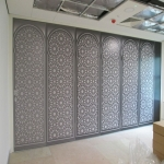 Sliding Wall Partition in Ab Kettleby 8