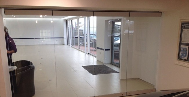 Movable Partition Walls in Barton