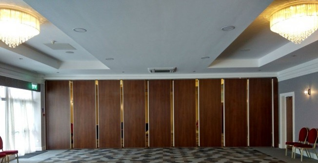 Sliding Room Dividers  in Ab Kettleby
