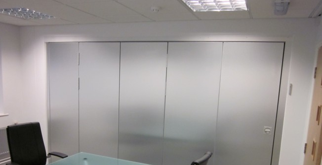 Movable Wall Systems in Surrey
