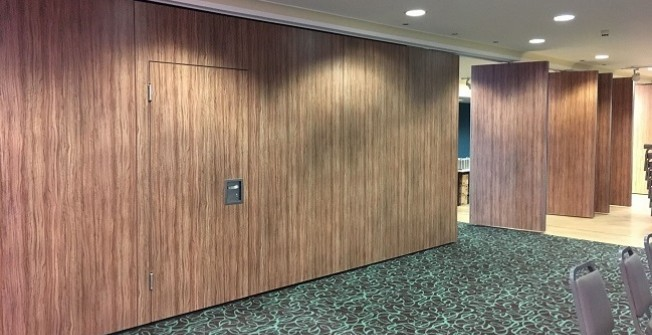 Acoustic Partition Walls  in Buck's Mills